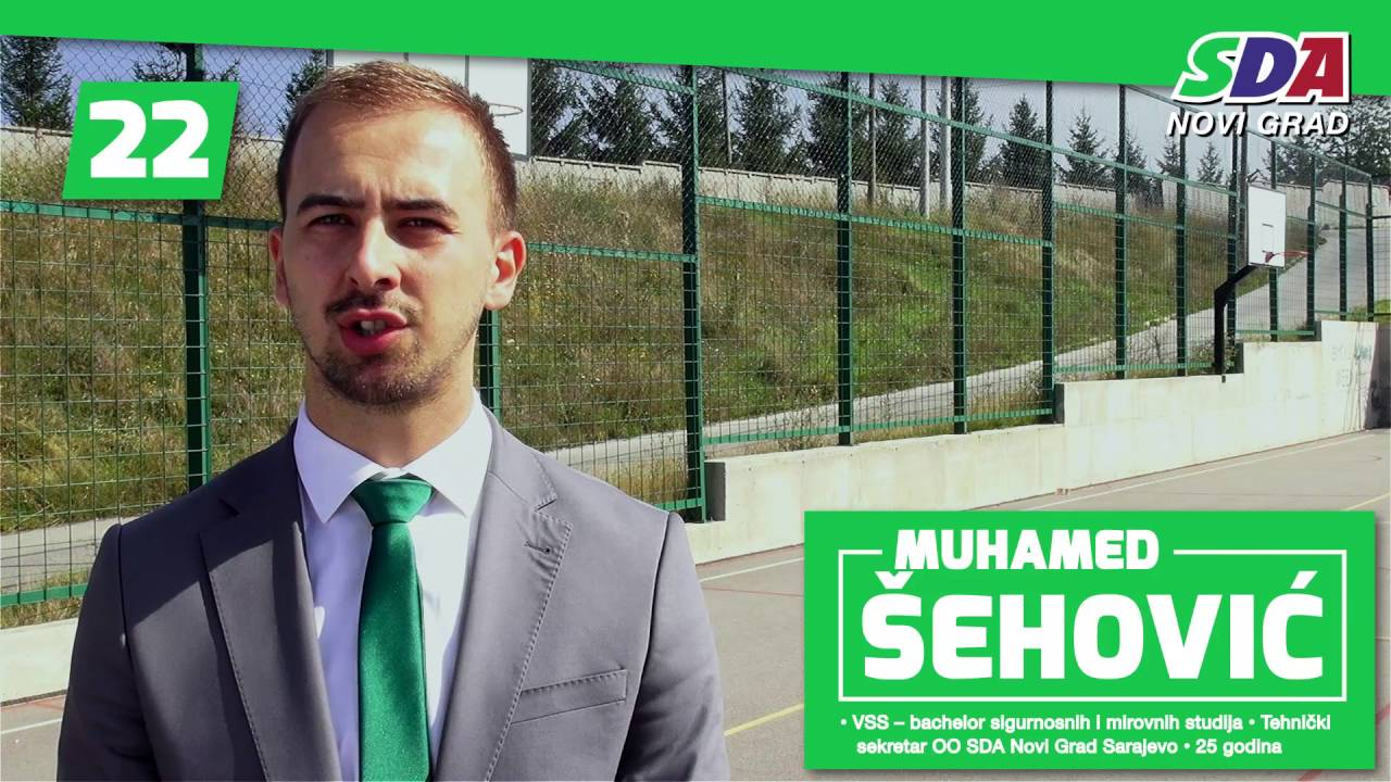 Muhamed Sehovic